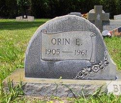 Orin E Blackwelder