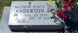 Mathew Scott Anderson