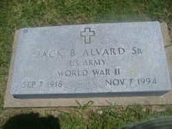 Jack B Alvard