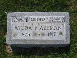 Wilda Ellen <i>Wells</i> Altman
