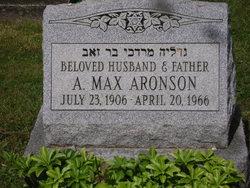 A. Max Aronson