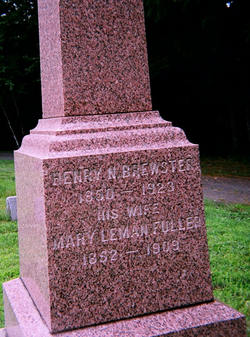 Henry N Brewster