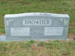 Robbie <i>Hardy</i> Browder