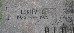 Leroy E. Blower