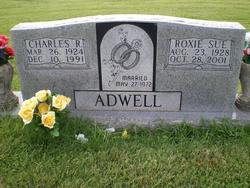 Roxie Sue <i>Holtzclaw</i> Adwell