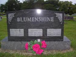 Frances J. <i>McCammon</i> Blumenshine
