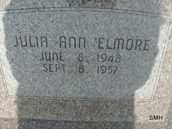 Julia Ann Elmore