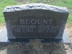 Dr William Thomas Blount