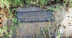 James Lewis Lew Morton