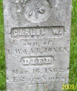 Carlos W. Jones