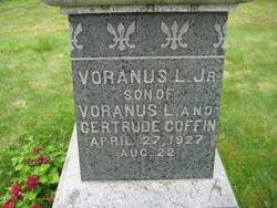 Lieut Voranus Lathrop Coffin