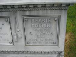 Betsey Nash Bessie <i>Coffin</i> Smith