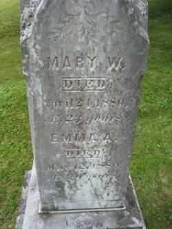 Emma A. Coffin