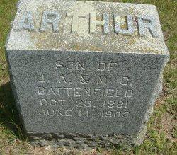 Arthur A. Battenfield