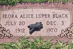 Flora Alice <i>Luper</i> Black