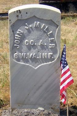 Pvt John J. Miller