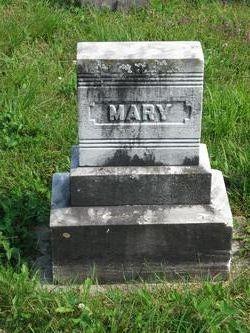 Mary L <i>Stowe</i> Benedict