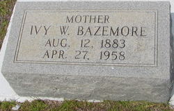 Ivy W. Bazemore