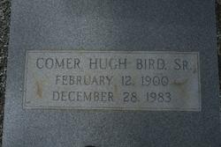 Comer Hugh Bird, Sr