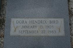 Dora <i>Hendrix</i> Bird