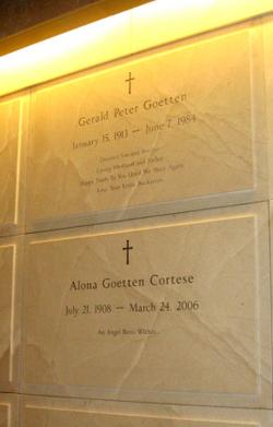 Alona <i>Goetten</i> Cortese