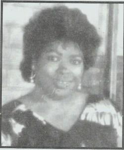 Patricia <i>Blackstone</i> Bell