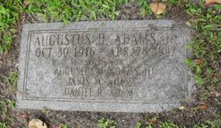 Augustus Hester Adams, Jr
