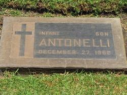 Infant Antonelli