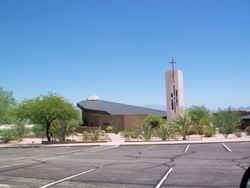 Fountain Hills Presbyterian Church Columbarium