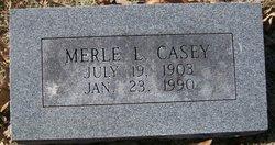 Merle L. Casey