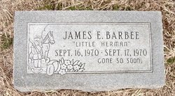 James Edward Little Herman Barbee