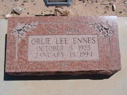 Orlie Lee Buck Ennes