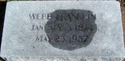 Webb Franklin