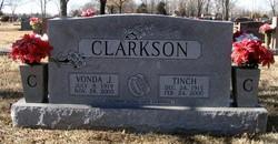 Mrs Vonda Jewell <i>Cagle</i> Clarkson