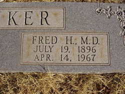 Dr Fred Hancock Cariker, Sr