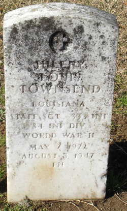 Hilery Louis Townsend