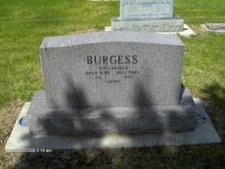 Alan Brian Burgess