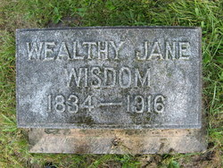 Wealthy Jane <i>Hammonds</i> Wisdom