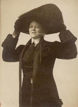 Emma <i>Burns</i> LaRocque