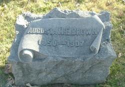 Augusta M E Brown