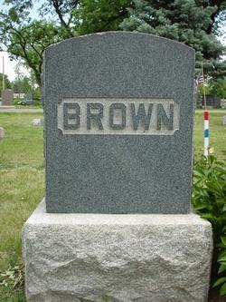 Josiah Edwin Brown