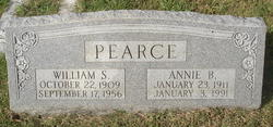 Annie Virginia <i>B.</i> Pearce