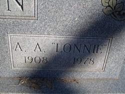 Albert Alonzo Lonnie Brown