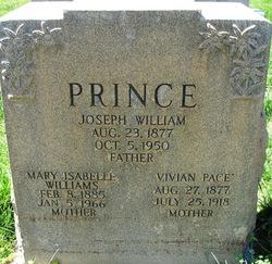 Vivian <i>Pace</i> Prince