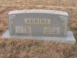 Alma V Adkins