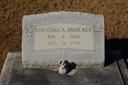 Loutisha Tisha <i>Anderson</i> Amacker