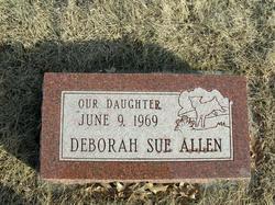 Deborah Sue <i>Chambers</i> Allen