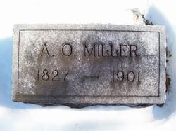 Gen Abram O. Miller