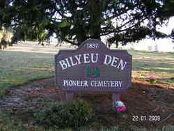 Bilyeu Den Cemetery