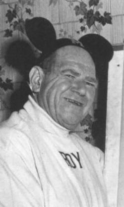 Roy The Big Moosketeer Williams